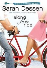 Sarah Dessen~ALONG FOR THE RIDE~SIGNED 1ST/DJ~NICE COPY