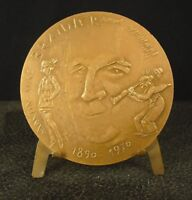 Medal 81mm Edge Bias and Suzy (Perry and Winnie)/Martin Branner by Joly Medal