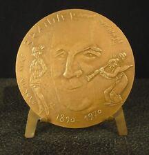 Médaille 81mm Bicot et Suzy(Perry et Winnie)/Martin Branner par Joly Medal