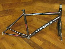 LAPIERRE 400 L S TECH BIKE FRAME SET EASTON EC70 CARBON FORK 48 CM