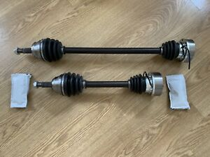 VW Golf Mk1 100mm Driveshafts For 1.8T / G60 / PD Conversions