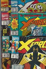 X-Force Lot of 5 Books Issues 1-26 Marvel Nice