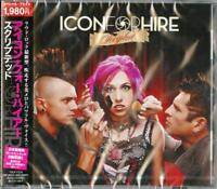 ICON FOR HIRE-SCRIPTED-JAPAN CD BONUS TRACK D95