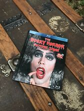 The Rocky Horror Picture Show (Blu-ray Disc, 2010, 35th Anniversary With Book)