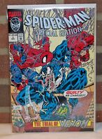 SPIDER-MAN SPECIAL EDITION # 1 THE TRIAL OF VENOM ** UNICEF MAIL AWAY W/ POSTER