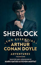 Sherlock: The Essential Arthur Conan Doyle Adventures Volume 1, Good Condition B