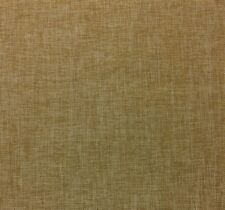 "POLLACK ALLOY PENNY GOLDEN WOVEN HEAVY UPHOLSTERY FURNITURE FABRIC BY YARD 54""W"