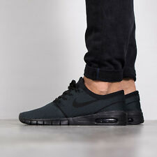 NIKE STEFAN JANOSKI MAX Trainers Casual SB Air - UK 10.5 (EUR 45.5) Triple Black