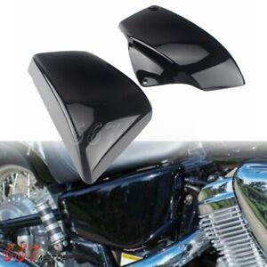Battery Side Cover For Honda Shadow ACE 1100 Aero Sabre VT1100 VT1100C2 1999-08