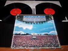 "Various ""Knebworth"" 2LP gatefold Polydor – 843 921-1 Europe 1990 - pink floyd"
