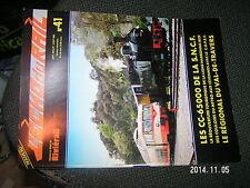 L'Echo du Rail n°41 CC-65000 Narbonne-Bize Regional de Val de Travers