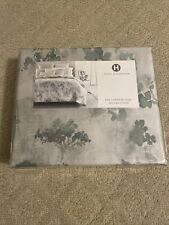 Hotel Collection Meadow 100% Pima Cotton King Duvet Cover Brand New