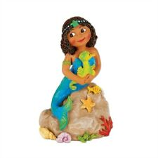 Mary Engelbreit Fairy Gardens - Millie the Mermaid - Dollhouse Miniature