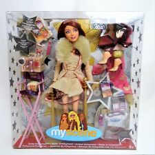 2005 Barbie My Scene Lindsay Lohan GOES TO HOLLYWOOD doll Nuovo di zecca con scatola