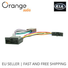 Wiring Harness Adapter for Kia cars ISO connector stereo plug adaptor