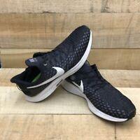Nike Mens Air Zoom Pegasus 35 Flyease Running Shoes Black Mesh AV2312-010 11.5