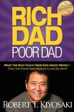 Rich Dad Poor Dad by Robert Kiyosaki English Edition  Digital Book P.D.F