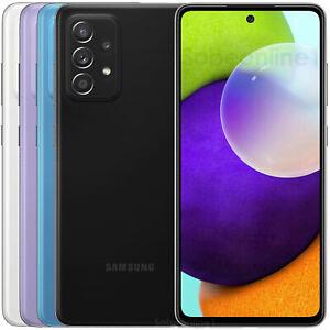 """Samsung Galaxy A52 128GB 6GB RAM SM-A525M/DS (FACTORY UNLOCKED) 6.5"""" 64MP"""