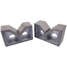 3 X 1 34 X 2 38 Cast Iron V Block Set 3402 1001