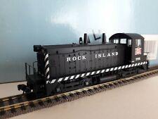 PROTO 2000/BRAWA Lok SW9/1200 Rock Island, Diesellok, HO Top Zustand