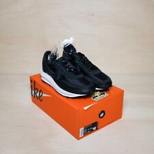 Nike LD Waffle sacai Nylon Negro Tamaño 12, DS a estrenar