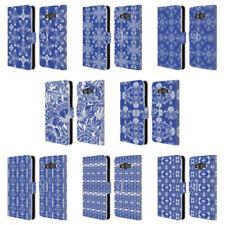 Fundas de color principal azul para teléfonos móviles y PDAs Samsung