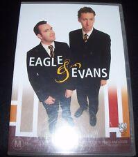 Eagle & Evans ABC TV Comedy (Australia Region 4) DVD – New