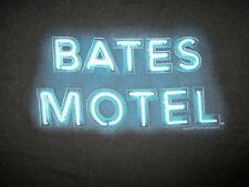 BATES MOTEL T SHIRT Psycho Norman Alfred Hitchcock TV Show Thriller Horror 2XL