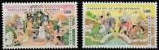 Nations Unies - Geneve postfris 1994 MNH 254-255 - Bevolkingsconferentie