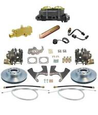 "GM 10/12 Rear Disc Brake Conversion 1.25"" Bore Master & Proportioning Valve"