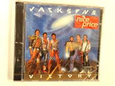 JACKSONS  -  VICTORY  -  CD 1984  NUOVO E SIGILLATO