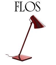 Flos E27 Custom Kelvin Desk Lamp, colour christmas red - RRP £ 189.67