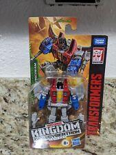 Transformers Kingdom War for Cybertron Trilogy WFC-K12 Starscream Core Figure