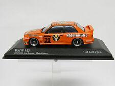 "BMW M3 DTM 1988 M. Ketterer Minichamps Nr. 430882039 ""Jägermeister"""