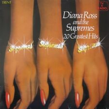 DIANA ROSS AND THE SUPREMES - 20 GREATEST HITS - LP