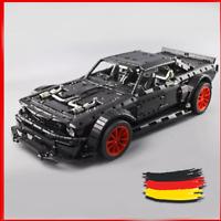 Mustang Hoonicon V2 42115 42056 42083 42110 42111 technic Blöcke Bausteine MOC