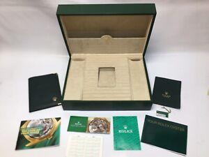 Rolex Green Watch Box Case 74.00.71 Day-Date President Masterpiece