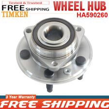 For Chevy Camaro 10-15 Timken Front Driver Side Wheel Bearing & Hub Assembly