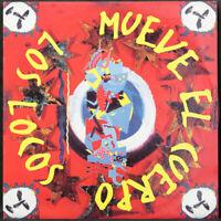Los Locos - Mueve El Cuerpo - MEET RECORDS - MEET 1381 - Vinile V006126