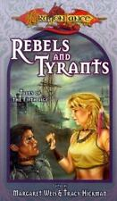 Rebels and Tyrants - DragonLance - Tales of the Fifth Age