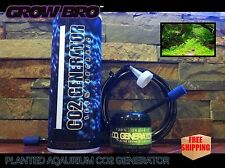 Co2 Generator System For Planted Aquariums To 40 Gallons Organic Bio Safe