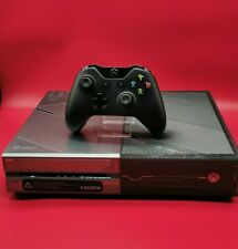 Xbox One Limited Edition 1tb Halo Console With Black Controller And 2 Free Games