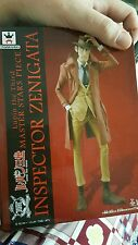 inspector zenigata lupin the 3rd rare  figure master stars piece uk.