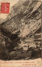 CPA Hautes Alpes - Queyras - La Maison du roi (472870)