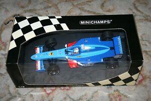 MINICHAMPS 1/18 BENETTON B198 GIANCARLO FISICHELLA 1998 F1 FORMULA 1 RACING CAR