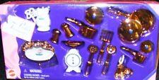 Barbie Pretty Treasures Cookware Set 1997