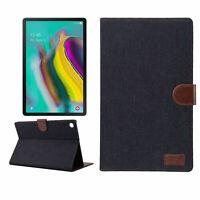 Cover Pour Samsung Galaxy Tab A7 SM-T500 T505 Étui de Protection Slim Coque Sac