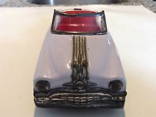 AMARTOY MINISTER DELUX TIN FRICTION CONVERTIBLE TOY CAR MADE IN INDIA
