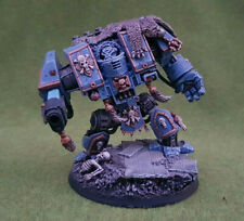 Space Wolf Wolves Dreadnought Pro painted plastic Space Marines Warhammer 40k