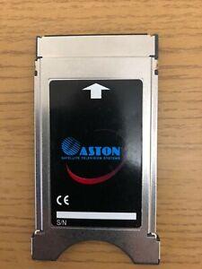 Aston Cam Module Access Satellite Channels
